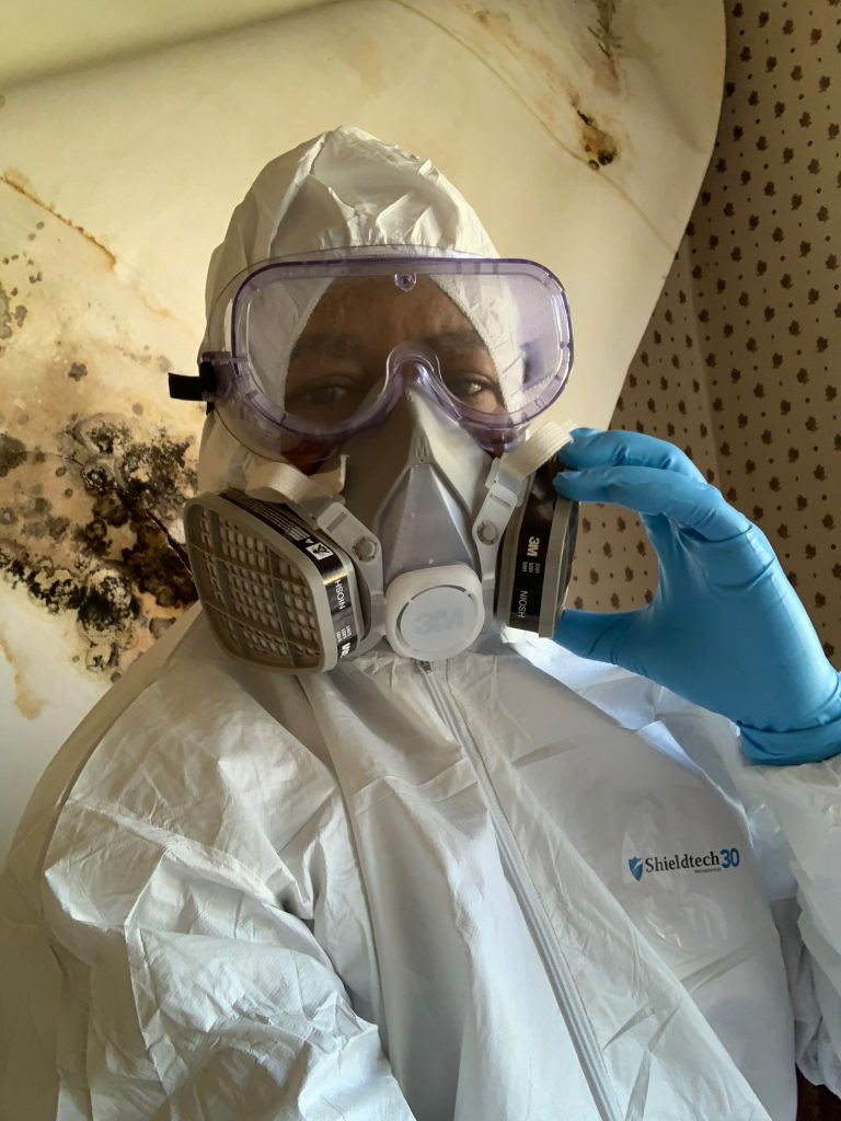 Mold Remediation Riverside, California