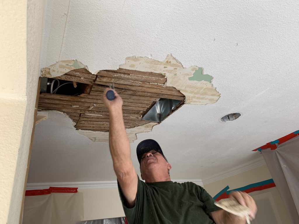 water damage repairs Riveside, California