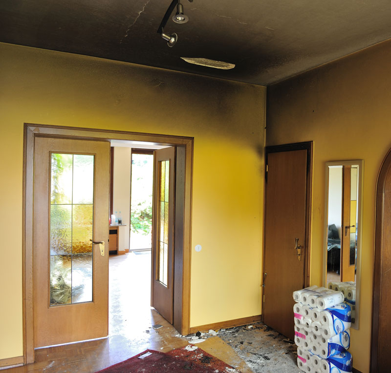 smoke damage removal riverside