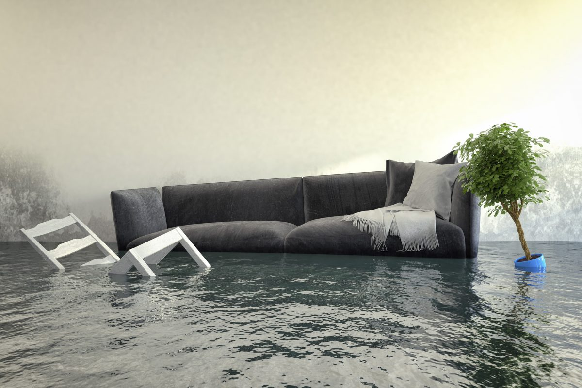 Water Damage Guide: How Fast Can Home Water Damage Ruin a Home?